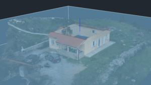 Gebäude aus 3D