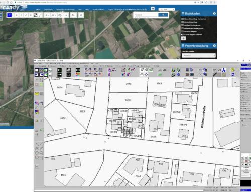 Die Welt der WMS-Dienste – Luftbilder, Katasterkarten und so vieles mehr…