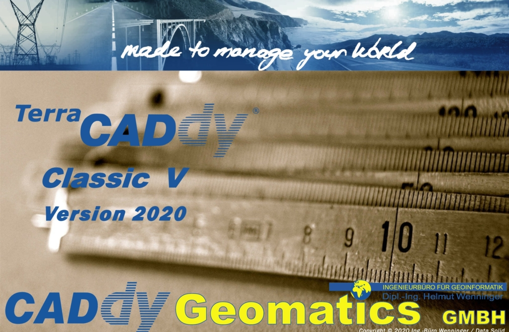 CADdy Classic 2020
